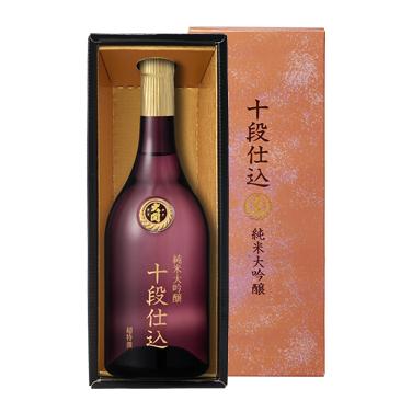 【数量限定】超特撰 純米大吟醸酒十段仕込700ml