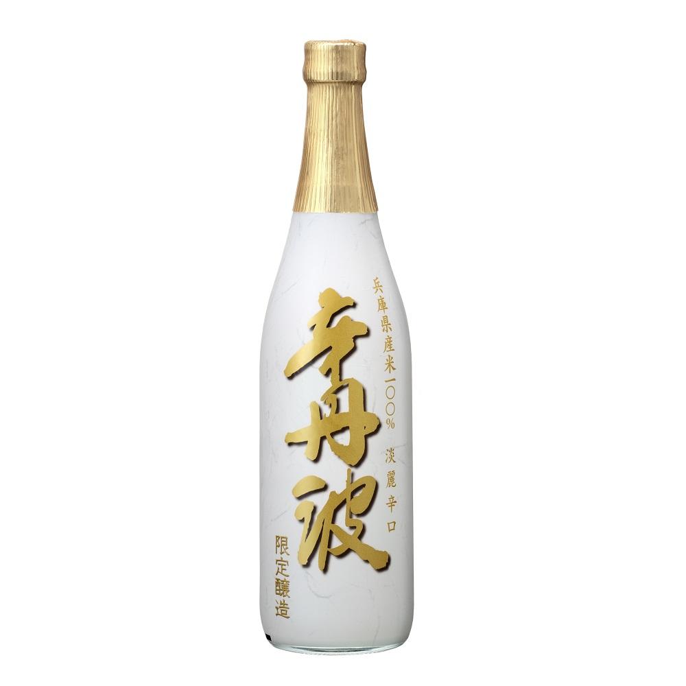 【数量限定】上撰 辛丹波 30周年限定醸造 720ml瓶詰