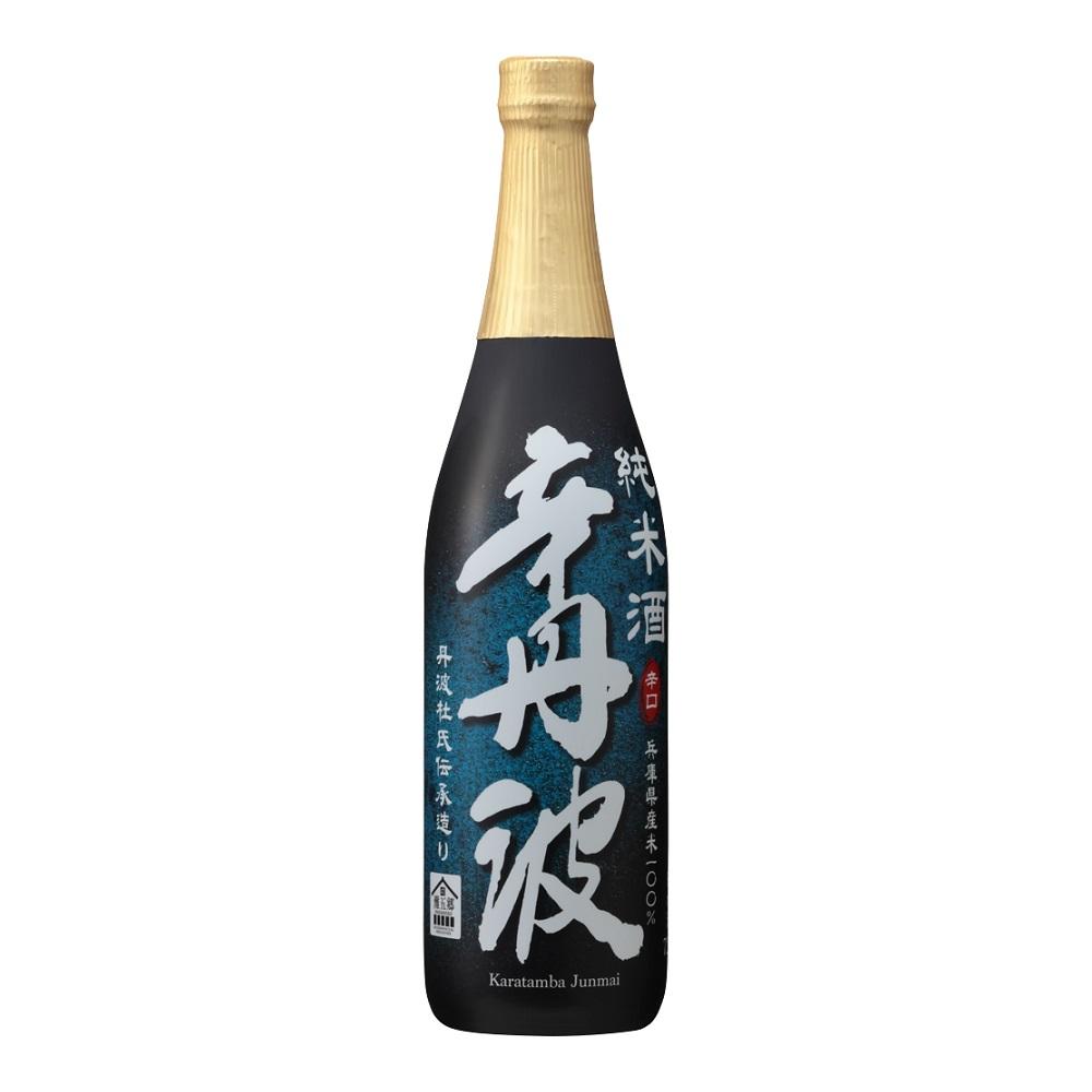 辛丹波 純米酒 720ml瓶詰