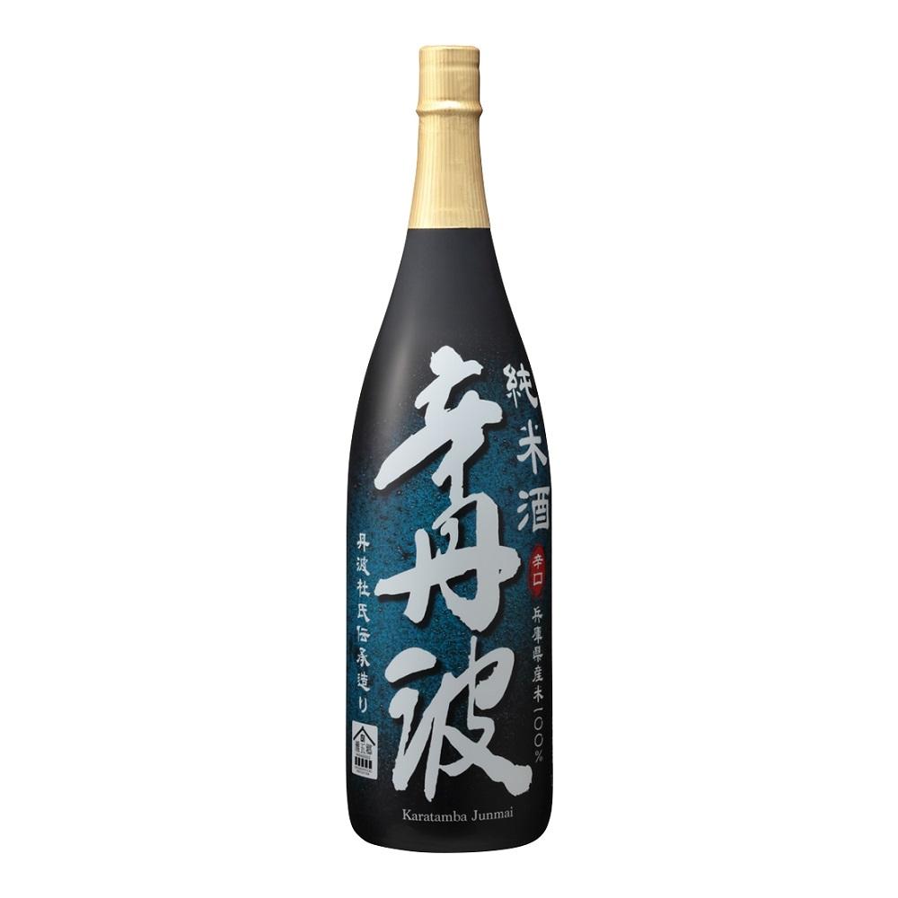 辛丹波 純米酒 1.8L瓶詰