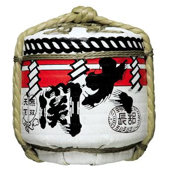 菰冠樽 純米酒1.8L