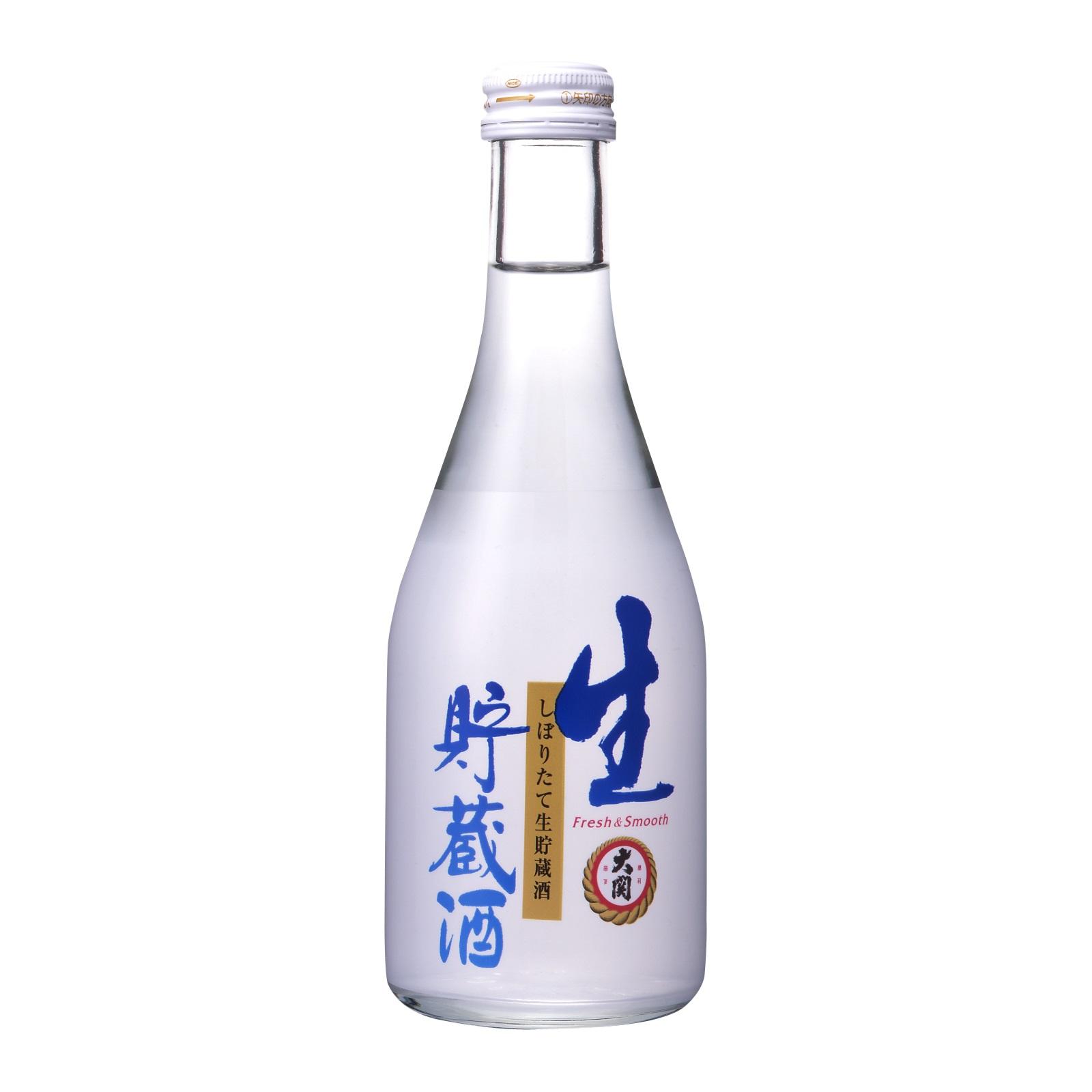 大関 生貯蔵酒 300ml×12本