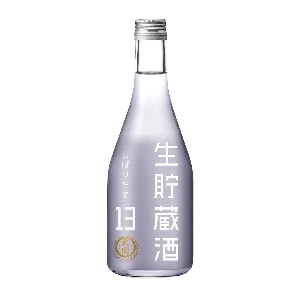 大関 生貯蔵酒 300ml 12本入り