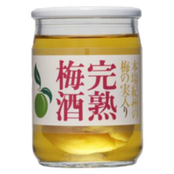 完熟梅酒(梅実入り)100ml×30本