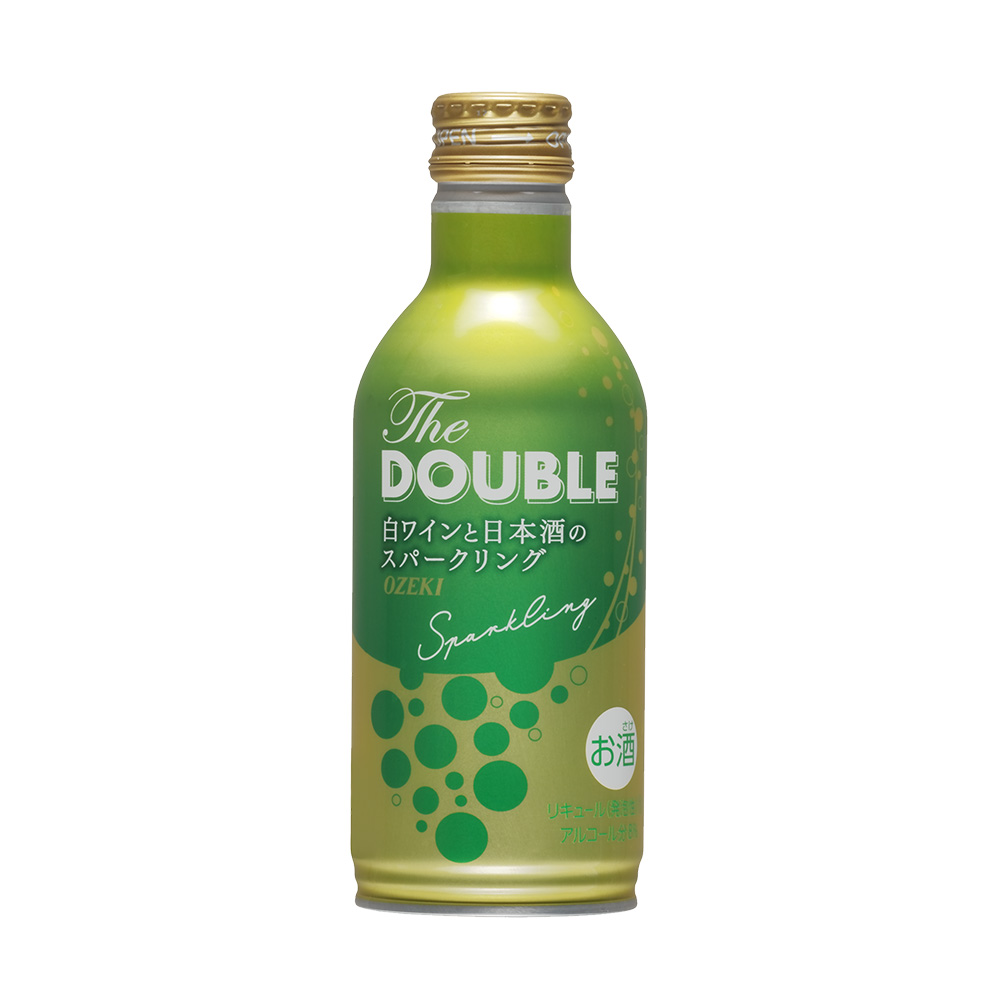 The DOUBLE 270ml