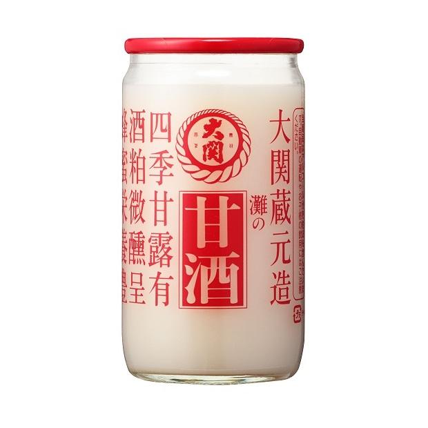 大関 甘酒190g瓶×30本(清涼飲料水)