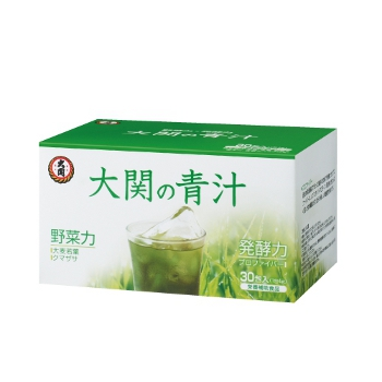 大関の青汁 4g×30包入 【定期購入コース・送料無料】