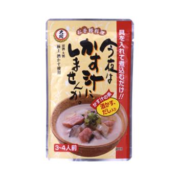 【季節限定】大関 今夜はかす汁にしませんか250g