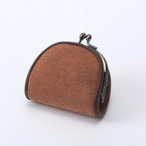 酒袋 財布(ガマ口)